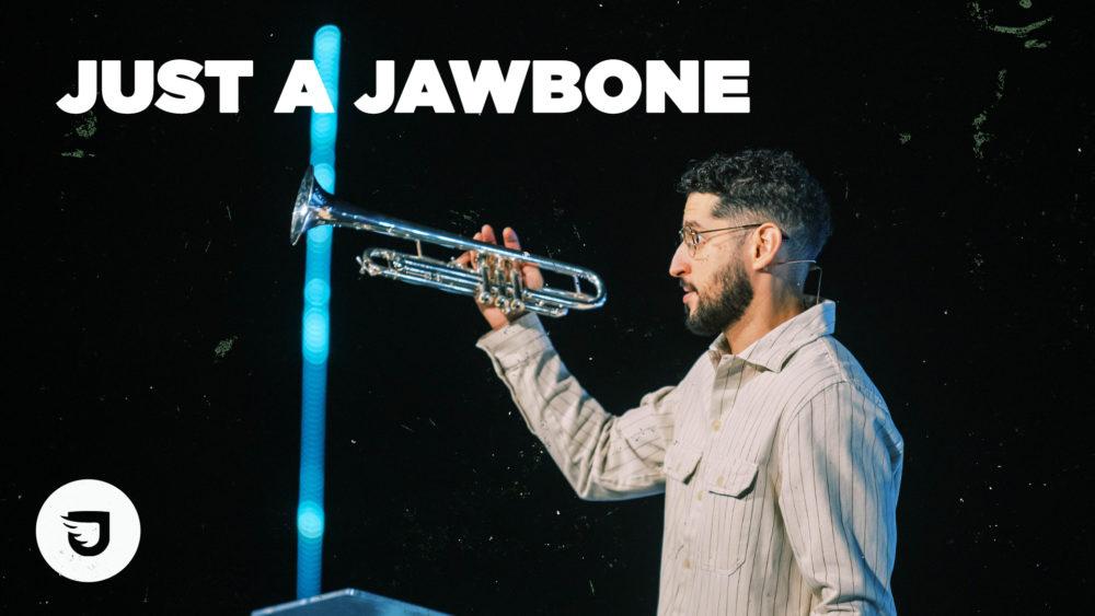 Its Just A Jawbone Image